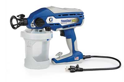 2. 16Y385 TrueCoat 360 Paint Sprayer by Graco