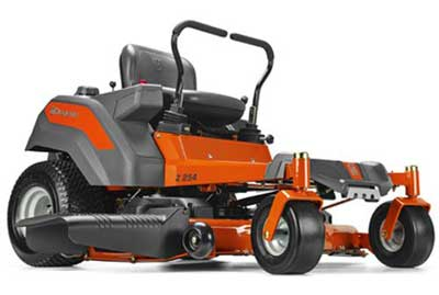 7. 967324101 54-inch 724 cc V-Twin Zero Turn Mower from Husqvarna