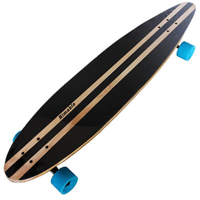 RIMABLE pintail longboard