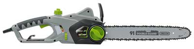 Best Electric Chainsaws - Earthwise CS30116 12-Amp Corded Electric Chain Saw