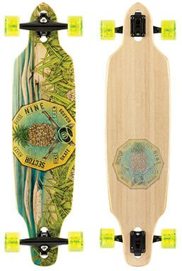 Sector 9 mini lookout complete skateboard