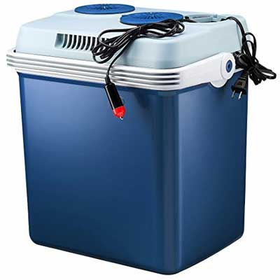 3. Knox 27 Quart Electric Cooler