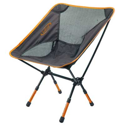 4. G4Free Portable Ultralight Outdoor Picnic Fishing Folding Camping Chairs Sports Backpacking Chairs Ground Chair
