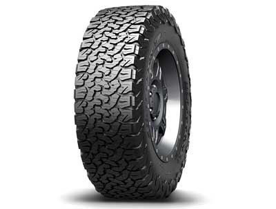 5. BFGoodrich All-Terrain T/A KO2 All-Season Radial Tire