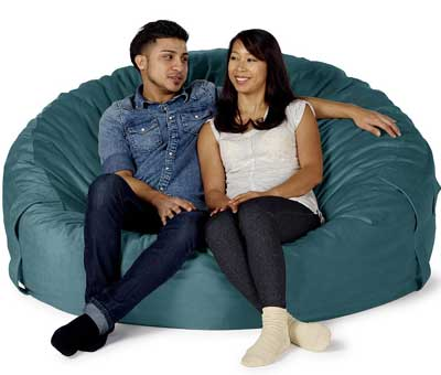 Sensational Best Giant Bean Bag Chair 5 Hottest Reviews Buying Guide Dailytribune Chair Design For Home Dailytribuneorg