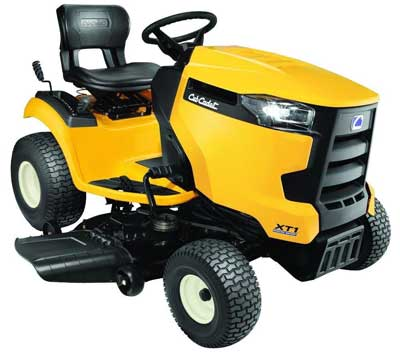 5. Xt1 Enduro Series Lt 18 Hp Kohler Hydrostatic Gas 42 In Front-engine Riding Mower from Cub Cadet