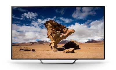 Best 1080p Smart LED HDTV - Sony 48-Inch 1080p Smart LED TV Model 2016