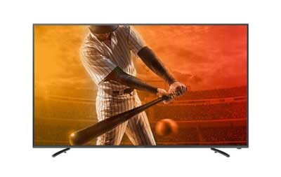 4. Sharp LC-60N5100U 60-Inch 1080p Smart LED TV (2016 Model)