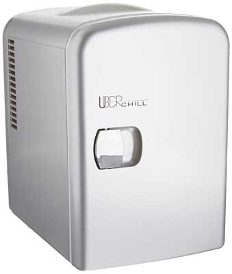 9. Uber Appliance UB-CH1 Uber Chill Mini Fridge