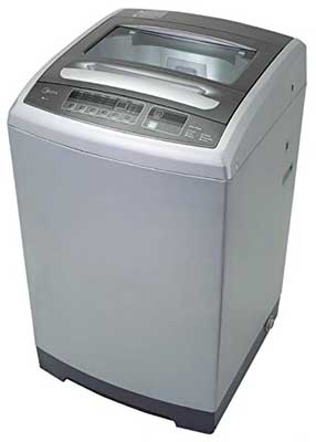 5. Midea MAE50-1102PSS Top Stainless Steel Loading Portable Washing Machine