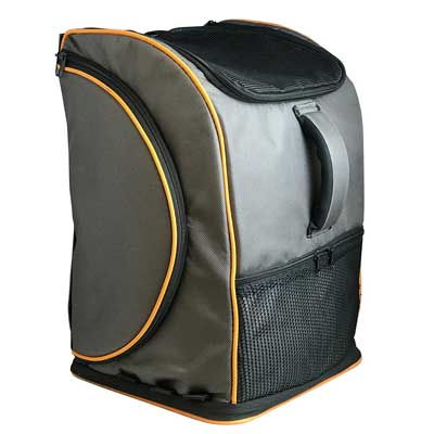 4. Luxury Lambo Pet Carrier Backpack Airline Approved - All-In-One Pet Carrier by Pet Magasin