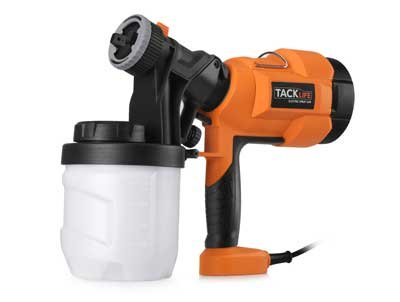 9. SGP15AC Advanced Hand Held Electric Spray Gun by Tacklife