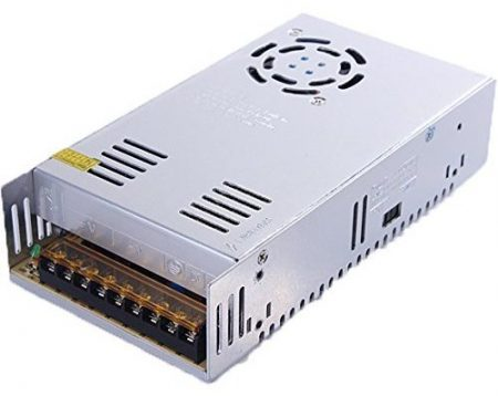 BMOUO 12V 30A DC Universal Regulated Switching Power Supply