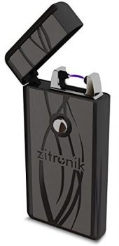 Coil Lighters USB Rechargeable Windproof Arc Lighter