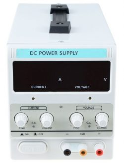 Dr.meter 30V/5A Single-Output DC Power Supply