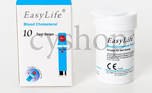 EasyLife Cholesterol Test Strips