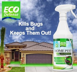 Eco Defenses Organic Home Pest Control Spray