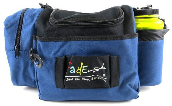 Fade Crunch Box Disc Golf Bag-Disc Golf Bags