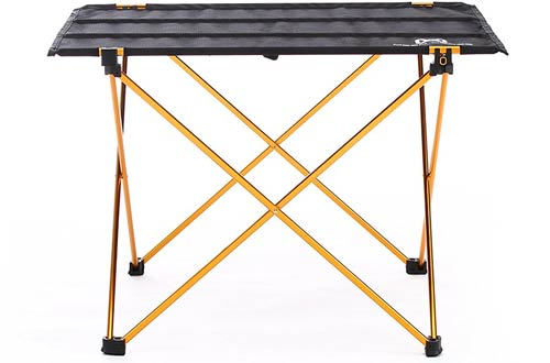 Folding Camping Picnic Roll Up Table