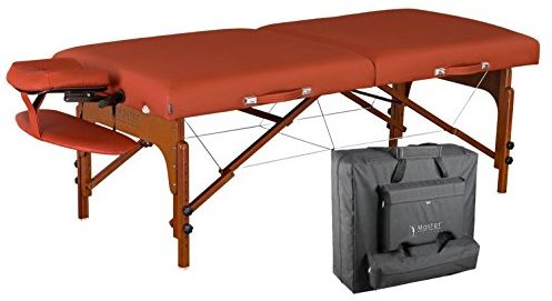 "Master Massage 31"" Santana LX Portable Massage Table Package-Portable Massage Tables"
