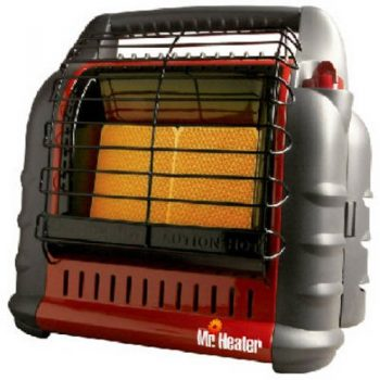 Mr. Heater MH18B, Portable Propane Heater - Blue Flame Propane heaters