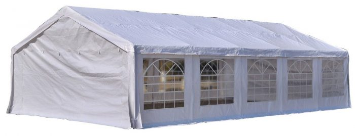 Outsunny 32' x 20' Heavy Duty Outdoor Party Tent