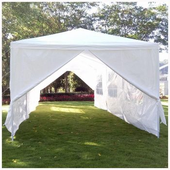 Party Wedding Outdoor Patio Tent Canopy Gazebo Pavilion Events Canopies
