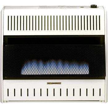 Please see replacement Item# 49195. ProCom Blue Flame Vent-Free Wall Heater