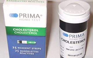 Prima Cholesterol Test Strips