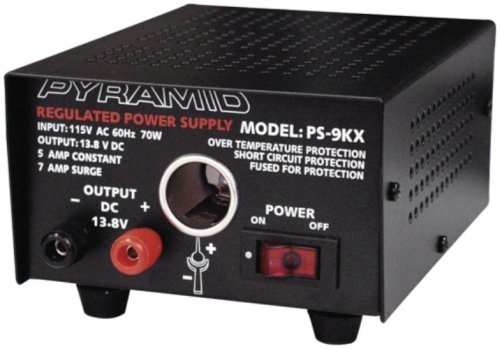 Pyramid PS9KX 5A/7A Power Supply