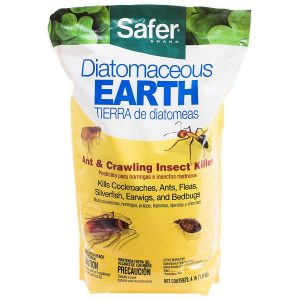Safer Brand 51703 Diatomaceous Earth Crawling Insect Killer