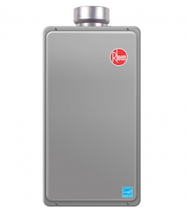 Rheem water tankless