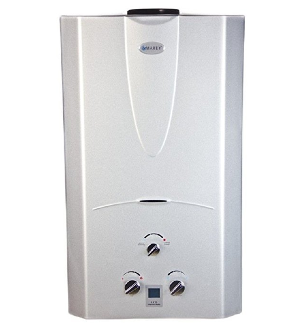 Marey water heater marey tankless water heater rheem for 4 bathroom tankless water heater
