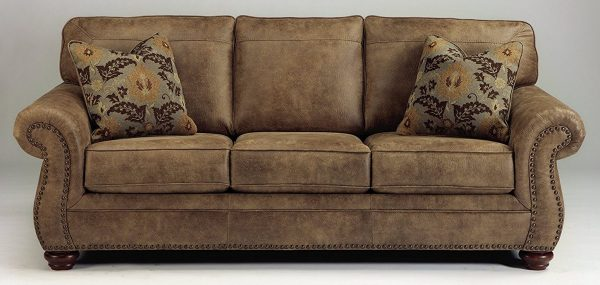 signature design by ashley larkinhurst sleeper sofa