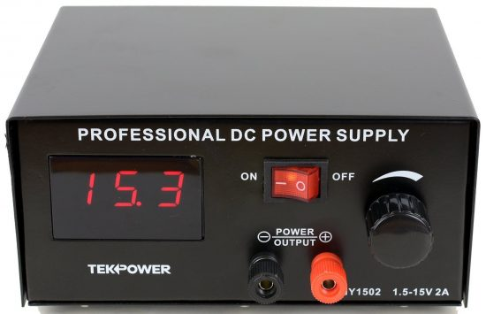 Tekpower HY-1502 DC Power Supply