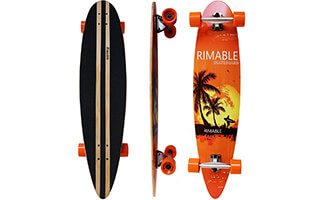 Top 10 Best Pintail Longboards Reviews
