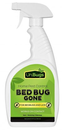 UnBugs Bed Bug Spray Killer, Pest Control Treatment