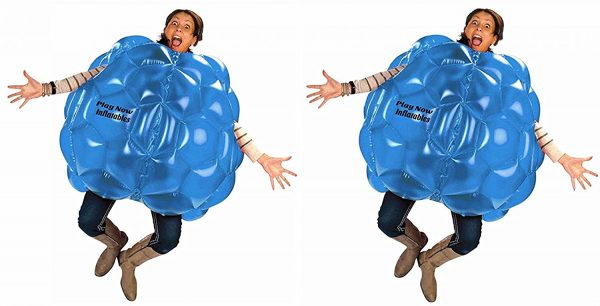 Wearable Inflatable Bumper Zorb Balls