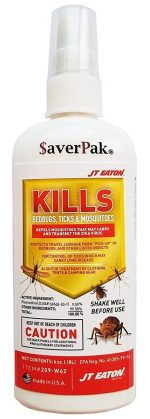 $averPak Single – 1 Six Ounce Bottle of JT Eaton Kills Bedbugs