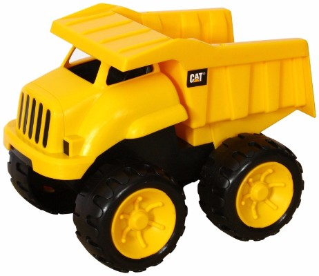#10 CAT Tough Tracks The Feel of Real Dump Truck