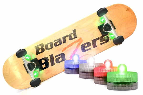#14 Board Blazers, The Original LED Underglow Lights for Skateboards