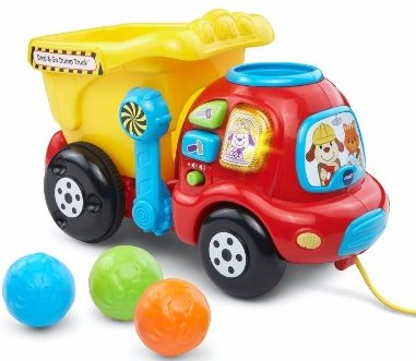 #2 VTech Drop and Go Dump Truck
