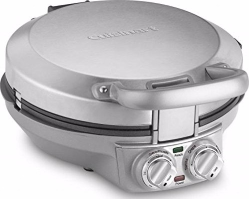 #3 Cuisinart CPP-200 International Chef CrepePizzellePancake Plus