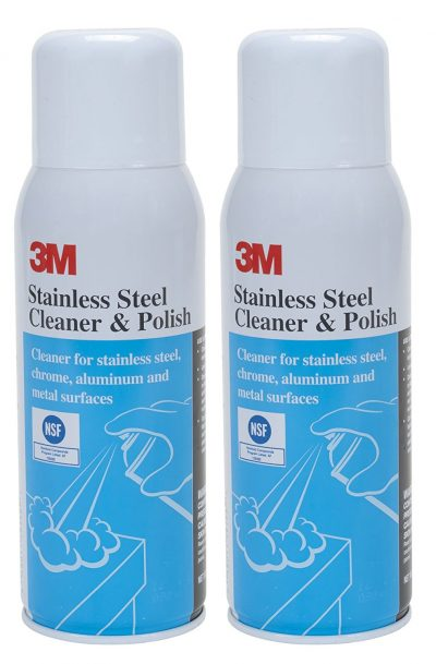 3M Stainless Steel Cleaner and Polish 21 oz