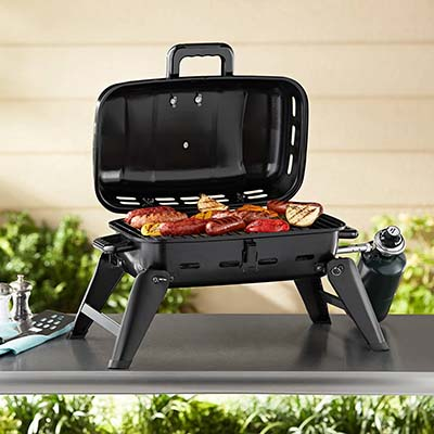 4. Expert Grill Tabletop Gas Grill