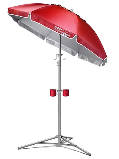 6. Wondershade Red Portable Sun Shade