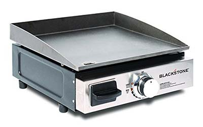 6. Blackstone Portable Table Top Gas Grill