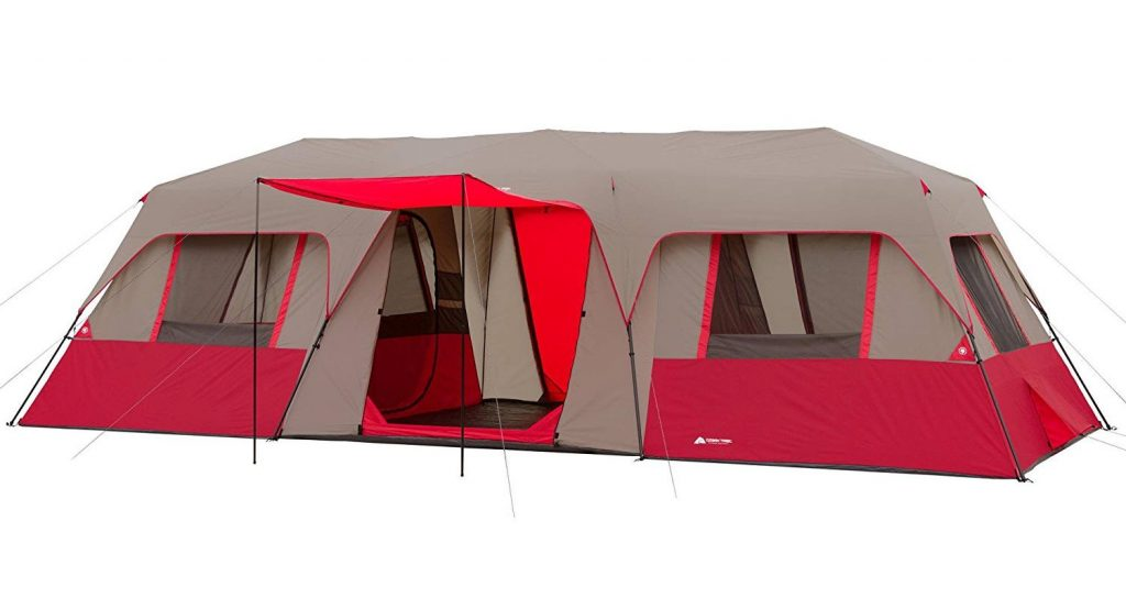 Ozark Trail 15 Person 3 Room Split Plan Instant Cabin Tent  sc 1 st  TheZ9 & Top 10 Best 20 Person Tents in 2018 - Buyeru0027s Guide