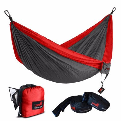 #6 Honest Outfitters Single & Double Camping Hammock