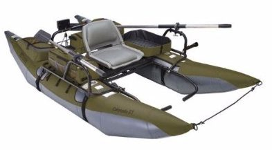 #7 Classic Accessories Colorado XT Inflatable Pontoon Boat